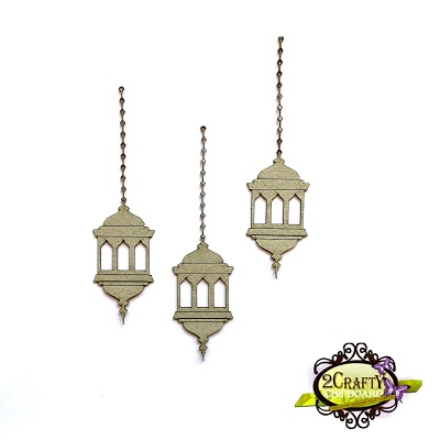 Turkish Lanterns (units of 3)