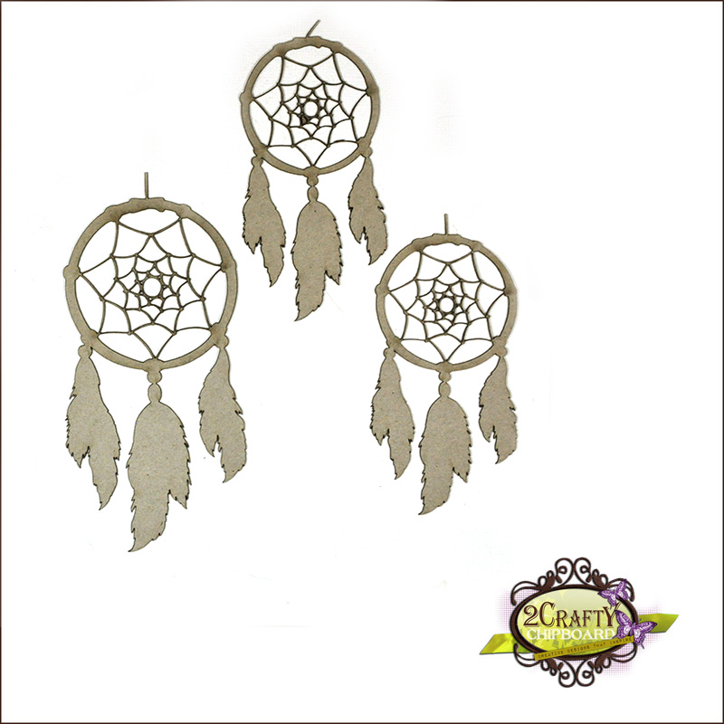 Dreamcatchers  (units of 3)