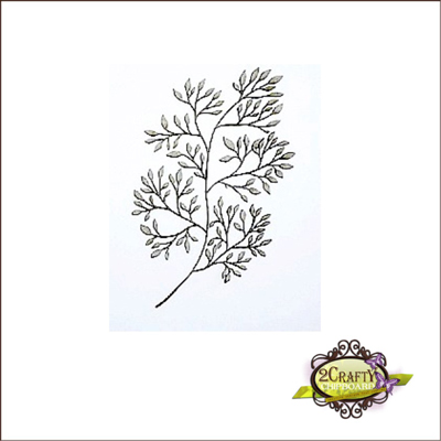 Fine Leafy Bush (unit of 3)