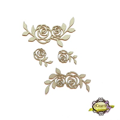 Rose Set (unit of 3)