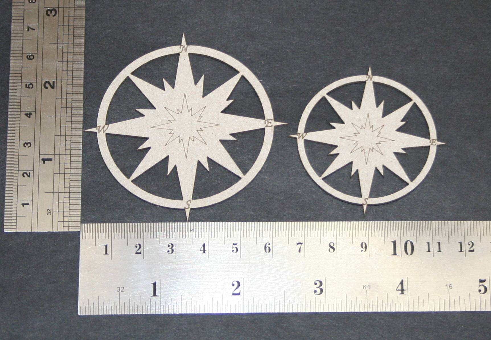 Compass (units of 3)
